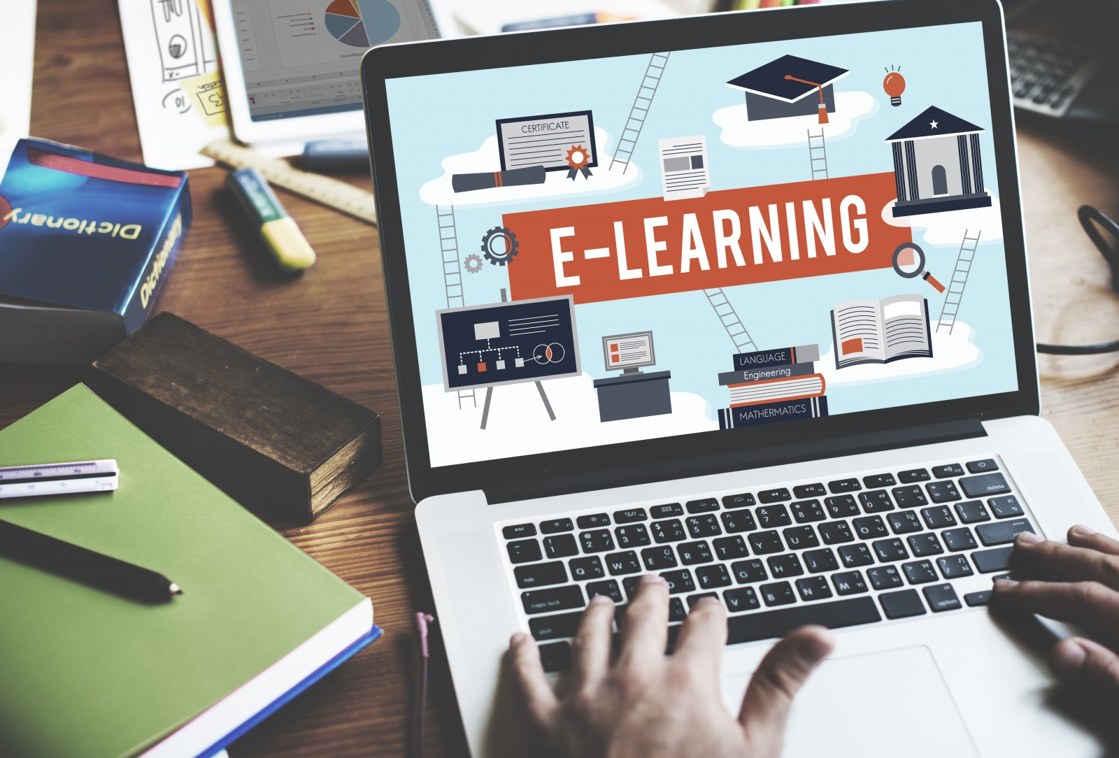 E-LEARNING: A BRAVE NEW WORD
